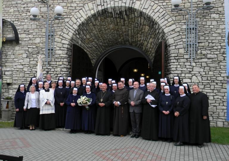 Stulecie klasztoru Sióstr Służebniczek - Wrzesień 2017