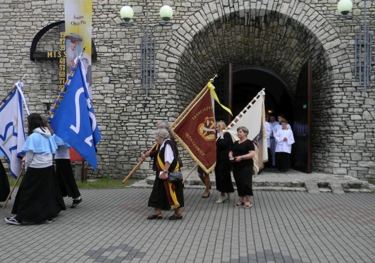 Uroczystości odpustowe ku czci św. Antoniego - Czerwiec 2017